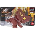 Jurassic World triceratopo snap squad camp cretaceous hbx47 4+ mattel netflix