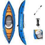 Kayak Cove Champion, Cm. 275X81, 1 Adulto, Max 100 Kg. Include: Pompa E Pagaia Alluminio Cm. 218