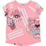 Moda, Abbigliamento e Accessori rosa mezza manica per neonato Kenzo