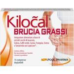 Kilocal Brucia Grassi Integratore per Combattere i Chili di Troppo, 15 Compresse