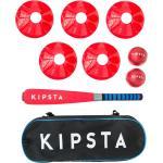 KIPSTA. Kit baseball junior palla e mazza BA100