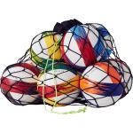 KIPSTA. Rete 10-14 palloni nero-giallo