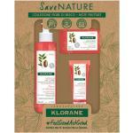 Klorane Fiore D'Ibisco - Cofanetto Save Nature Latte Corpo + Sapone + Gel Doccia