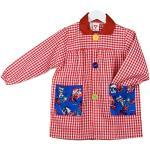 Grembiuli rossi lavabili in lavatrice per bambina Spiderman