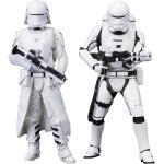 Kotobukiya Star Wars Ep Vii First Ord Snow Trooper&flame Statua