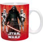 Kylo Ren & Troopers Star Wars Tazza - Gadget