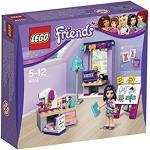 LEGO 41115 - Friends Il Laboratorio Creativo di Emma
