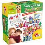 Liscianigiochi 42616 - Carotina Gioca con Il Tuo Bambino Forme Sagome Colori