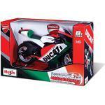 Maisto 32226 - Moto Ducati Desmosedici Modellino, Scala 1:6