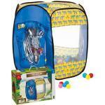 Maxi Box Jungle Animal Planet Con 70 Palline Dal Negro 53923/24