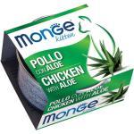 Monge Fruits KITTEN - Pollo con Aloe lattina 80g