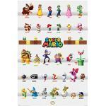 Nintendo, Maxi Poster, Multicolore, 61 x 91,5 cm