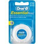 Oral-B Essential Floss Filo Interdentale Cerato al Sapore di Menta, 50 Metri