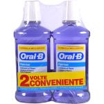 Oral-B Fluorinse collutorio al fluoro doppia confezione 2x500ml