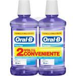 Oral-B Fluorinse Collutorio Anticarie e Protezione Placca Bipacco, 2 x 500ml