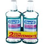 Oral-B Oralb Denti&gengive 500ml 2pac