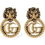 Orecchini lion Head Vintage Gg