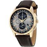 orologio cronografo uomo Citizen Eco-Drive trendy cod. AT8113-12H