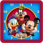 Orologio Da Parete Disney Mickey Mouse