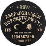 Orologio da tavolo parlante in stile gotico
