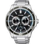 Orologio Multifunzione Uomo Citizen Eco-Drive BU2040-56E