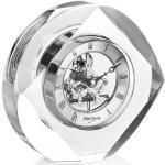 OTTAVIANI - Orologio In Cristallo 15x5x14 Cm - 29756