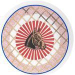 Piatto da dessert Bel Paese - Cavallo - / Ø 12 cm di Bitossi Home - Multicolore - Ceramica