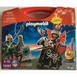 Playmobil - Knights Adventure Playset with Bonus Carrying Case - 5890