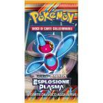 Pokemon Nero e Bianco - ESPLOSIONE PLASMA - Busta da 10 Carte da gioco - ITALIANO
