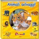 primi puzzle 6 - animali selvaggi