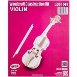 Quay Woodcraft Kit - Violin