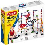 Quercetti- Migoga Marble Run Maxi Gioco di Costruzione, Multicolore, 213 Pezzi, 6588