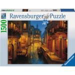 Ravensburger 163083 puzzle 1500 Eaux de Venise l' Acqua di Venezia