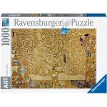Ravensburger 168484 Art Collection L'Albero Della Vita Klimt Puzzle 1000 Pezzi