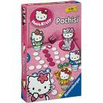 Ravensburger 23297 Hello Kitty Pachisi- Gioco tascabile