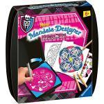 Ravensburger - 29746 7 - Mini Mandala Designer Monster High
