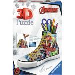 Ravensburger 3D Puzzle Sneaker Avengers 108 Pezzi