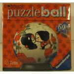 Ravensburger 95070 - Puzzleball, 60 pezzi, 6 motivi