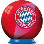 Ravensburger FC Bayern München, Puzzleball 54 Pezzi, 11857
