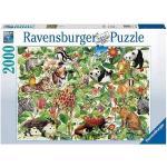 ravensburger Giungla Puzzle 2000 Pezzi