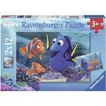 Ravensburger Italy-alla Ricerca di Dory Puzzle, Colore Neutro, 07601 7