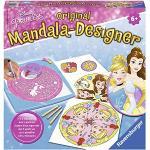 Ravensburger Italy- Disney Princess Mandala Designer Gioco Creativo, 29702