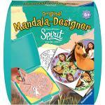 Ravensburger, Mandala Designer Mini 29765 (Versione Tedesca) Spirit.