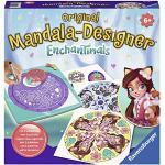 Ravensburger Midi Enchantimals Mandala Designer, Multicolore, 29715