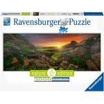 Ravensburger Nature Edition - Sole Sopra l'Islanda Puzzle, 1000 Pezzi
