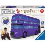 Ravensburger Nottetempo Harry Potter Puzzle 3D London Bus