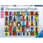 Ravensburger Puzzle 1000 Pezzi, Porte del Mondo Puzzle, Collezione Paesaggi & Foto, Jigsaw Puzzle per Adulti, Puzzle Ravensburger - Stampa di Alta Qualità