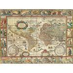 Ravensburger Puzzle Mappamondo 1650 2000 Pezzi