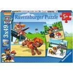 Ravensburger Puzzle Paw Patrol B Puzzle 3x49 pz Puzzle per Bambini