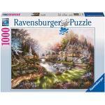 Ravensburger Puzzle, Puzzle 1000 Pezzi, La Luce del Mattino Puzzle, Collezione Fantasy, Puzzle per Adulti, Jigsaw Puzzle, Puzzle Ravensburger - Stampa di Alta Qualità